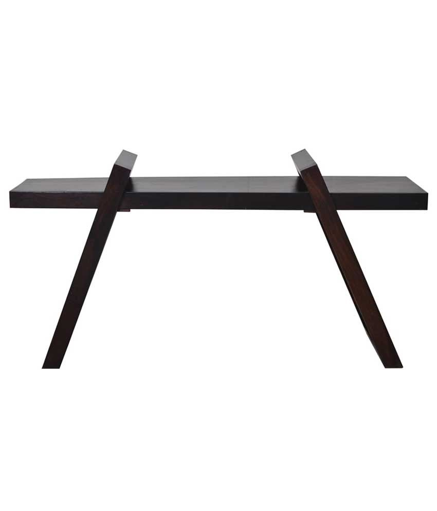 Shekhawati Solid Wood Console Table