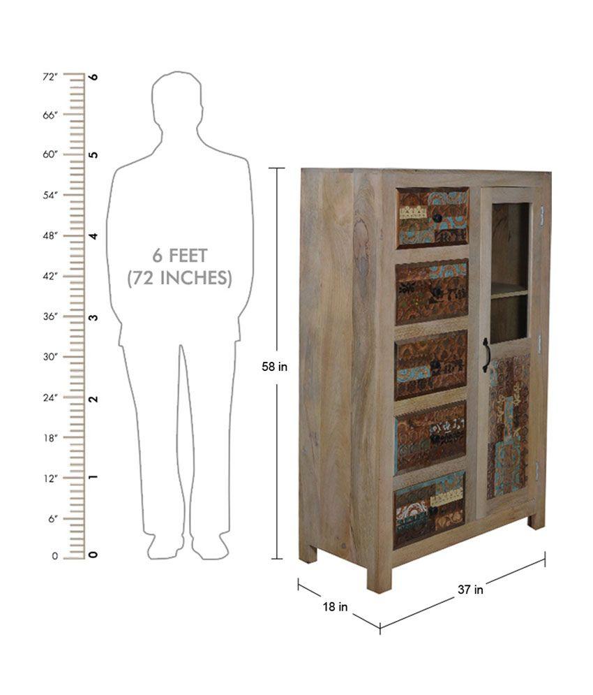 Shekhawati-Solid-Wood-Single-Door-Wardrobe