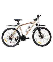 COSMIC ELDORADO 1.0L 21 SPEED MTB BICYCLE MATTGOLD-PREMIUM EDITION