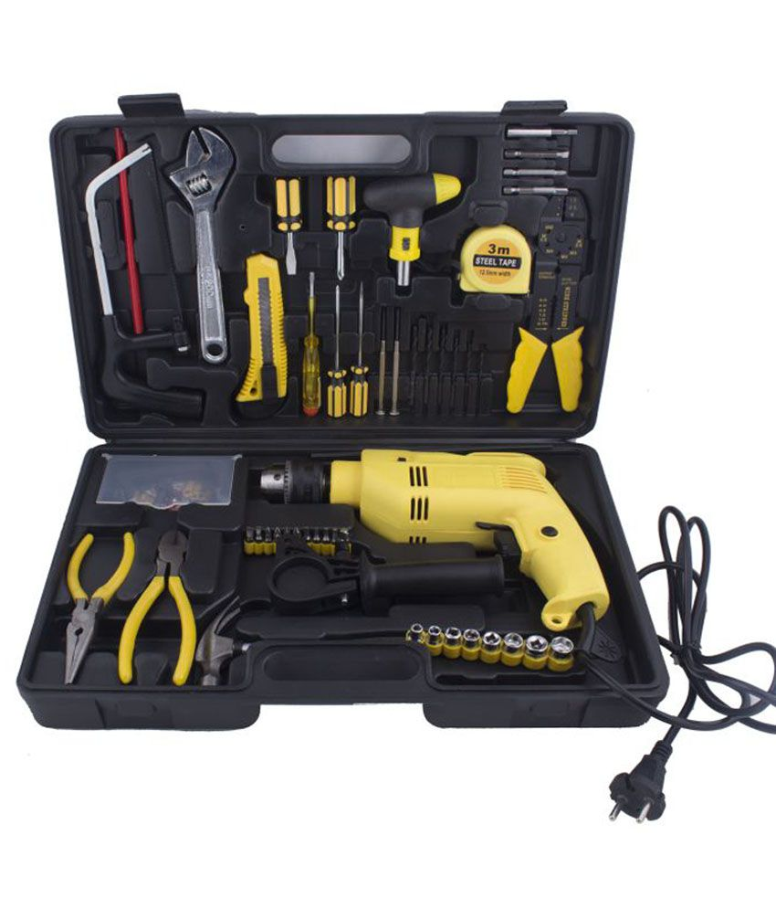 Buildskill 13Mm 650W Impact Drill Machine With