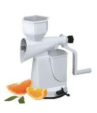 Aroma Ultimate Juicer For Fruits & Vegetables Juicer Grinder Mixer Orange Juicer Juicer Mixer Grinder White Combo Of Total Home Solution Dough Maker,Atta Maker,Aata Maker With Manual Blender