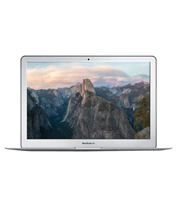 Apple MacBook Air MJVG2HN/A Ultrabook (Intel Core i5- 4 GB RAM- 256 GB SSD- 33.78 cm (13.3)- OS X Yosemite) (Silver)