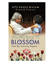 You are born to Blossom Paperback (English)