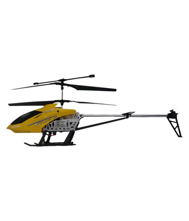 Azi 3.5 Channel Radio Controlled Helicopter Multicolour