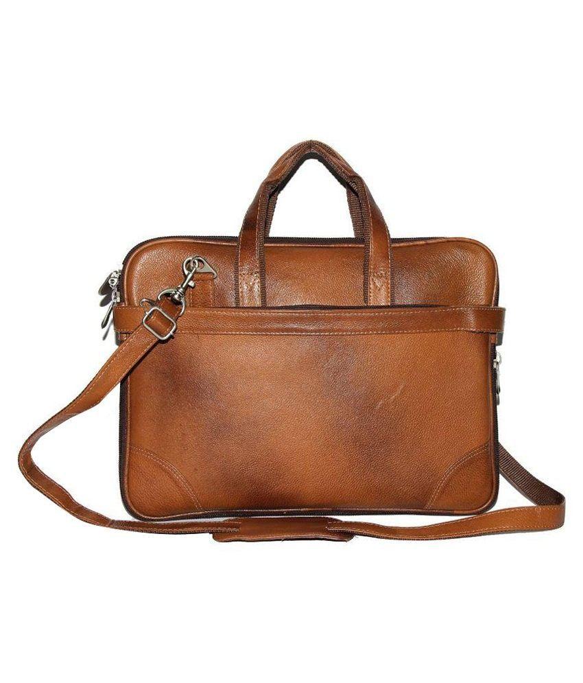 Bag Jack Tan Laptop Bag