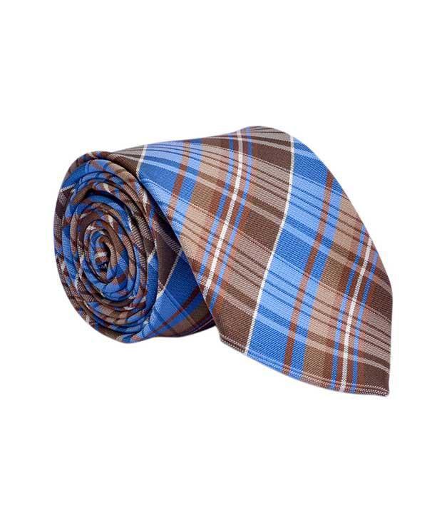 Calvadoss Multicolor Formal Necktie