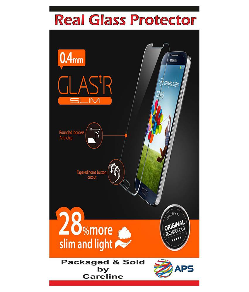 Samsun Galaxy Grand Max Tempered Glass Screen Guard by APS