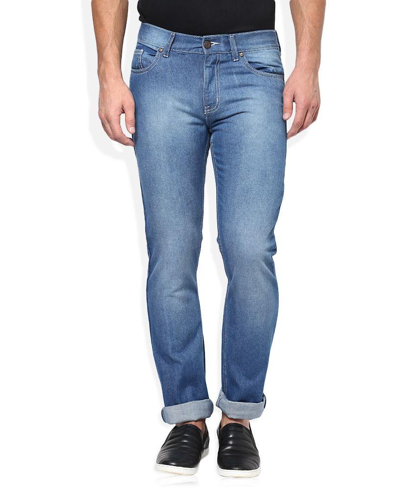 Colosus Blue Slinny Fit Jeans