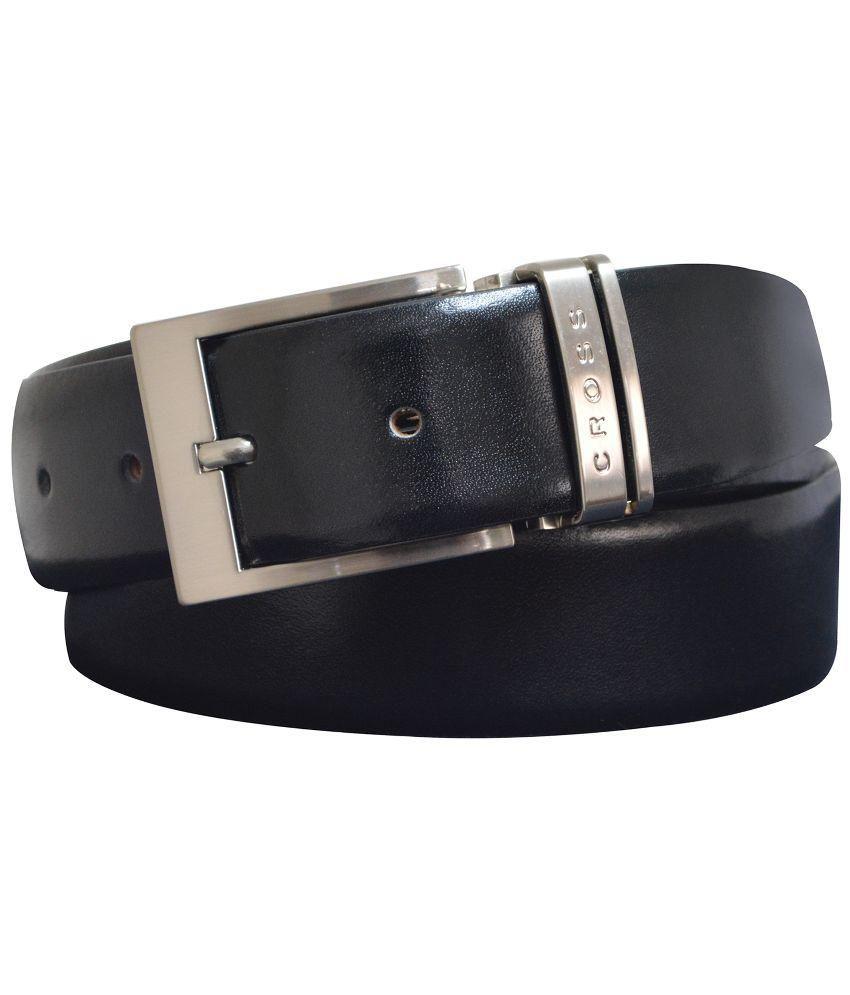 Cross Genuine Leather Belt For Men