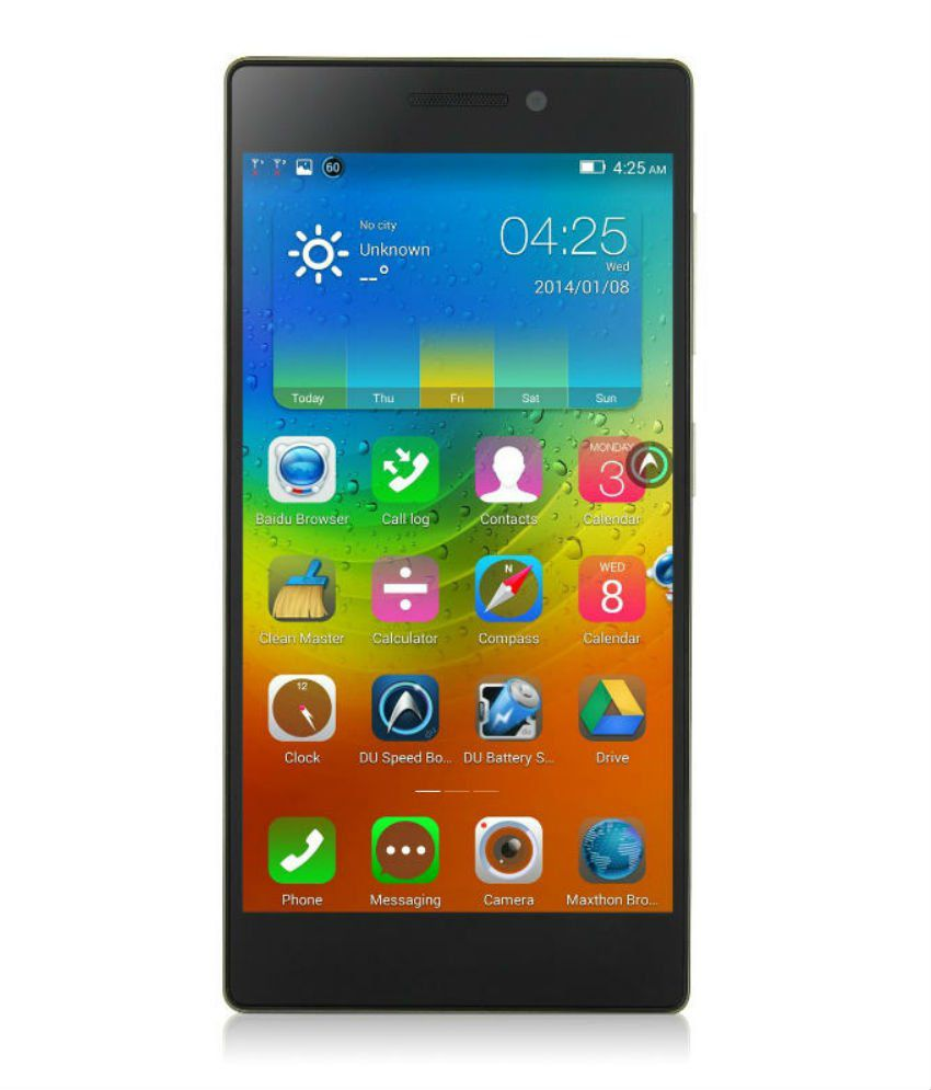 Lenovo Vibe X2 (32GB, White) @ Rs.9,198