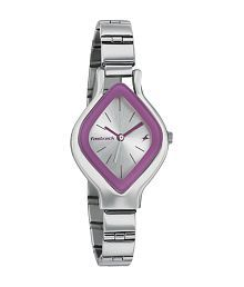Speed TIme Silver Dial Analog Women's Watch (6109SM01)