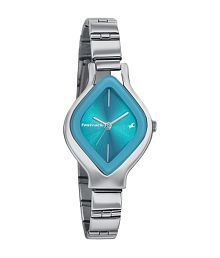 Fastrack Turquoise Dial Analog Women's Watch (6109SM03)