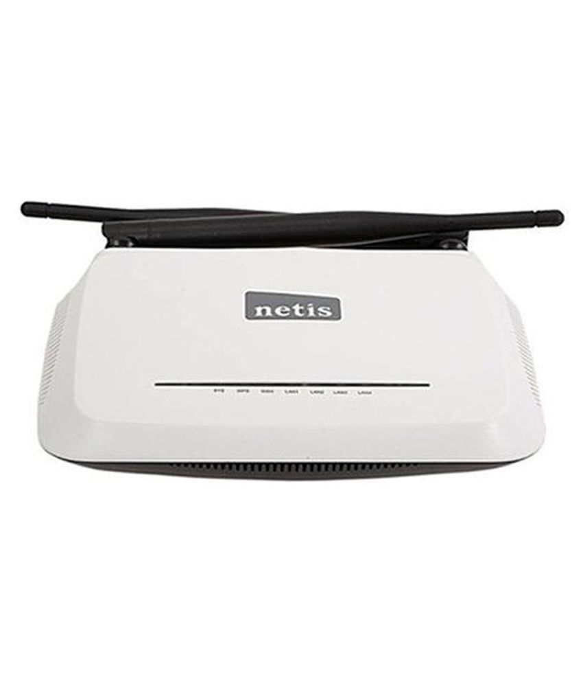 Netis 300 Mbps Wifi Router(WF-2419)