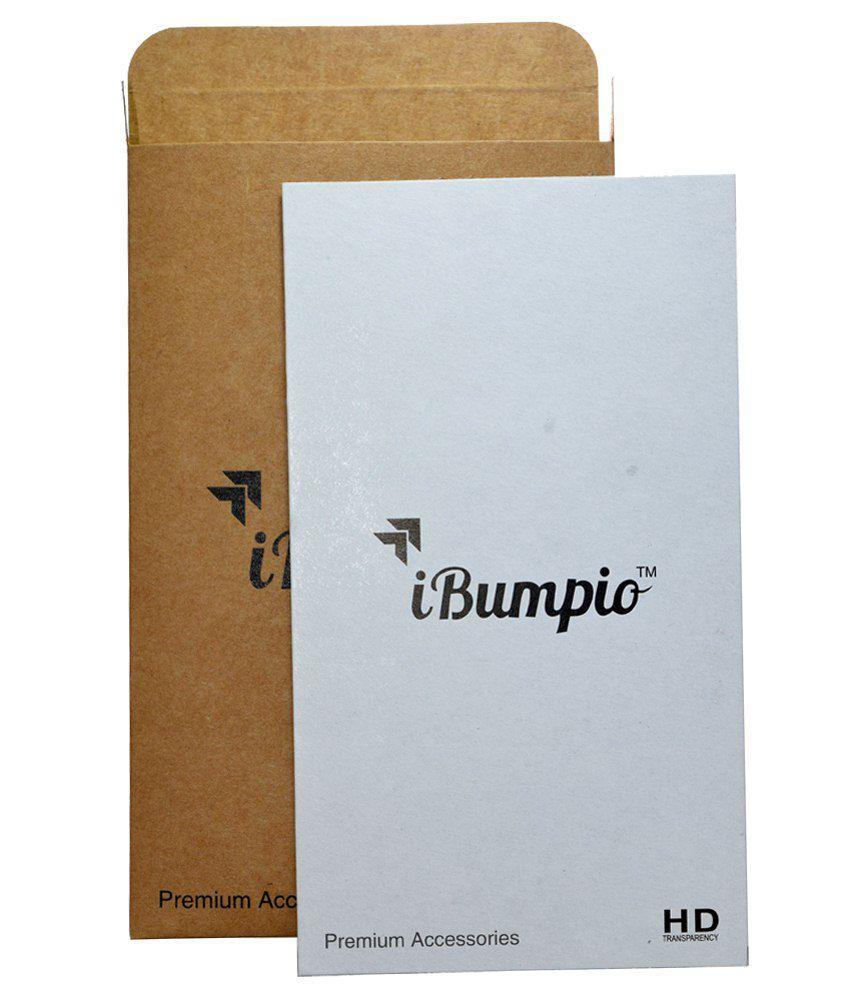 Samsung Dous Tempered Glass Screen Guard by iBumpio