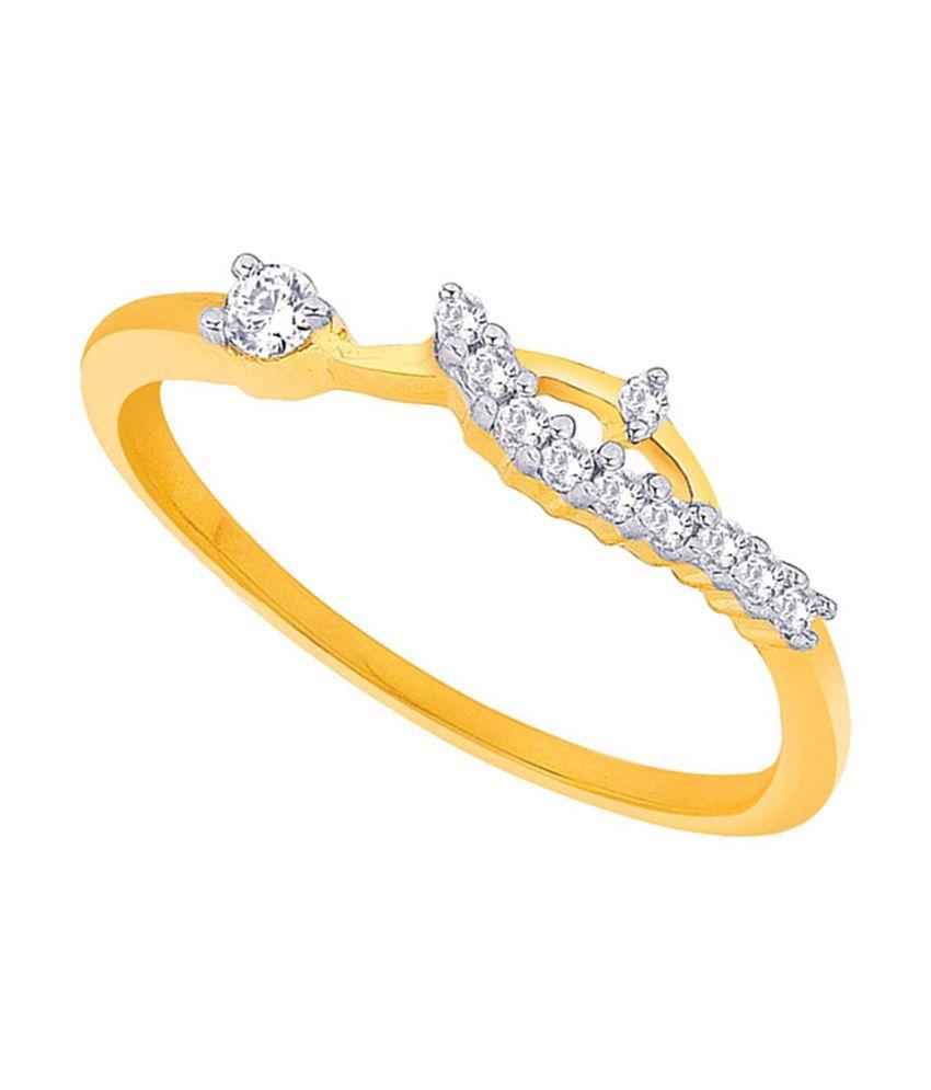 Shuddhi 18kt Gold Diamond Ring