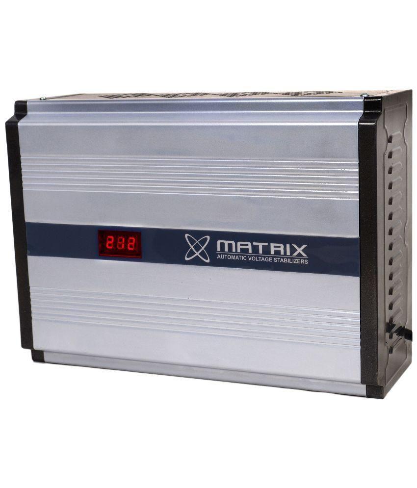 Matrix MX-514C 5 KVA 140V Voltage Stabilizer