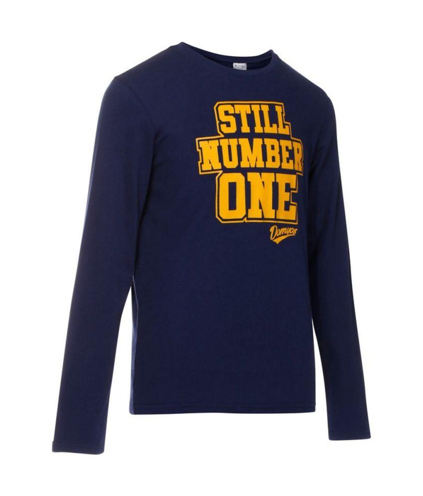 Domyos Longsleeves OpecoT- Shirt