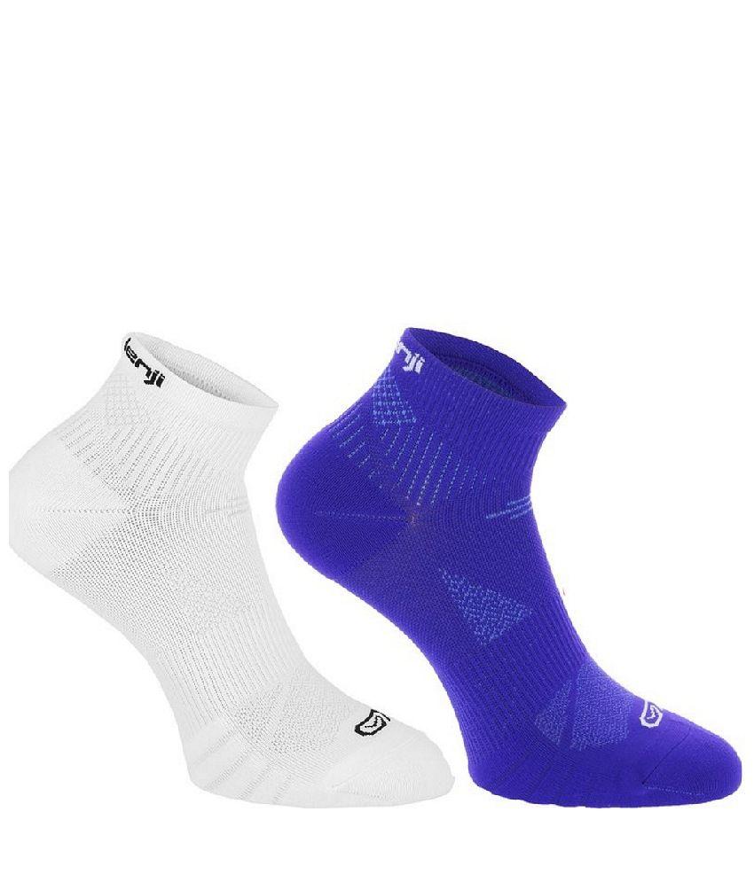 Kalenji Eliofeel Mid Adult Running Socks