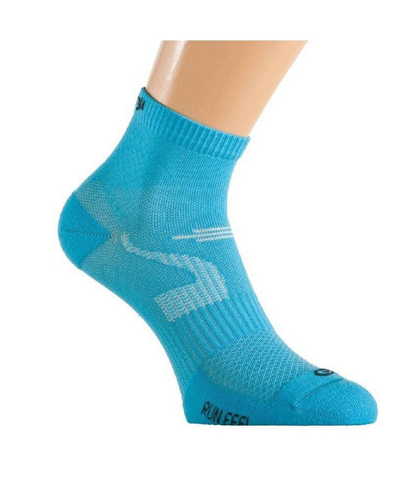 Kalenji Run Feel Adult Running Socks Blue