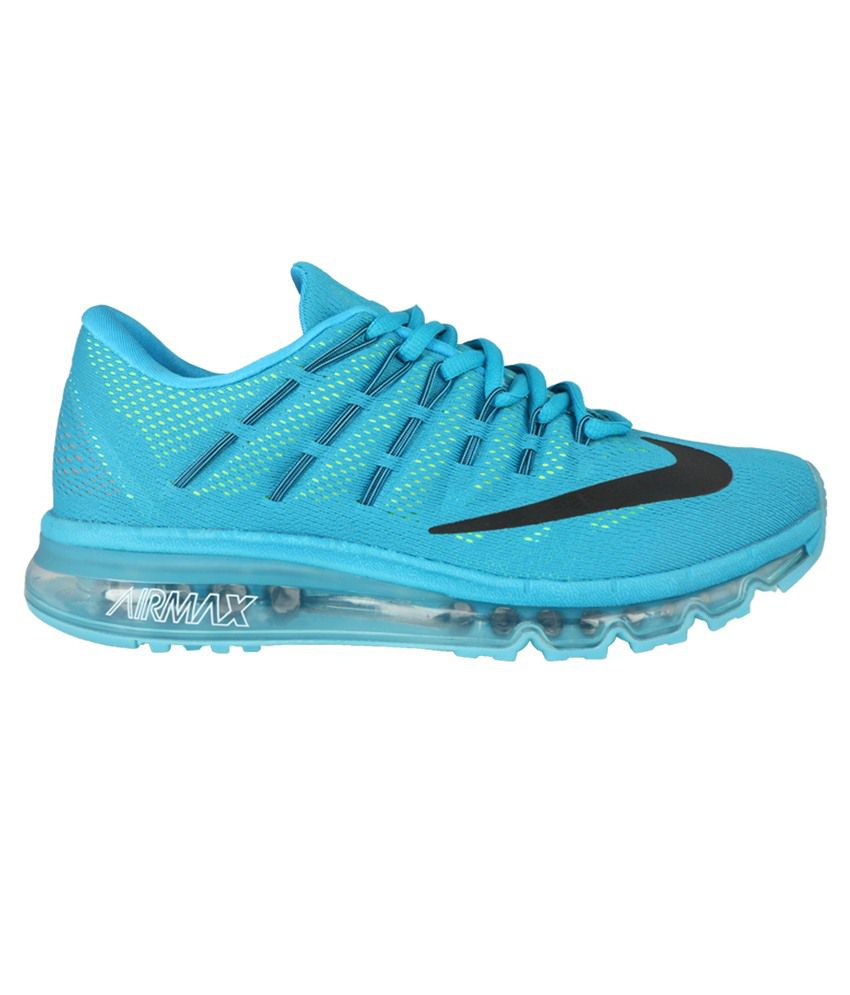 56b7653787 Nike Airmax 2016 Sky Blue Running Sports Shoes - Buy Nike Airmax ...