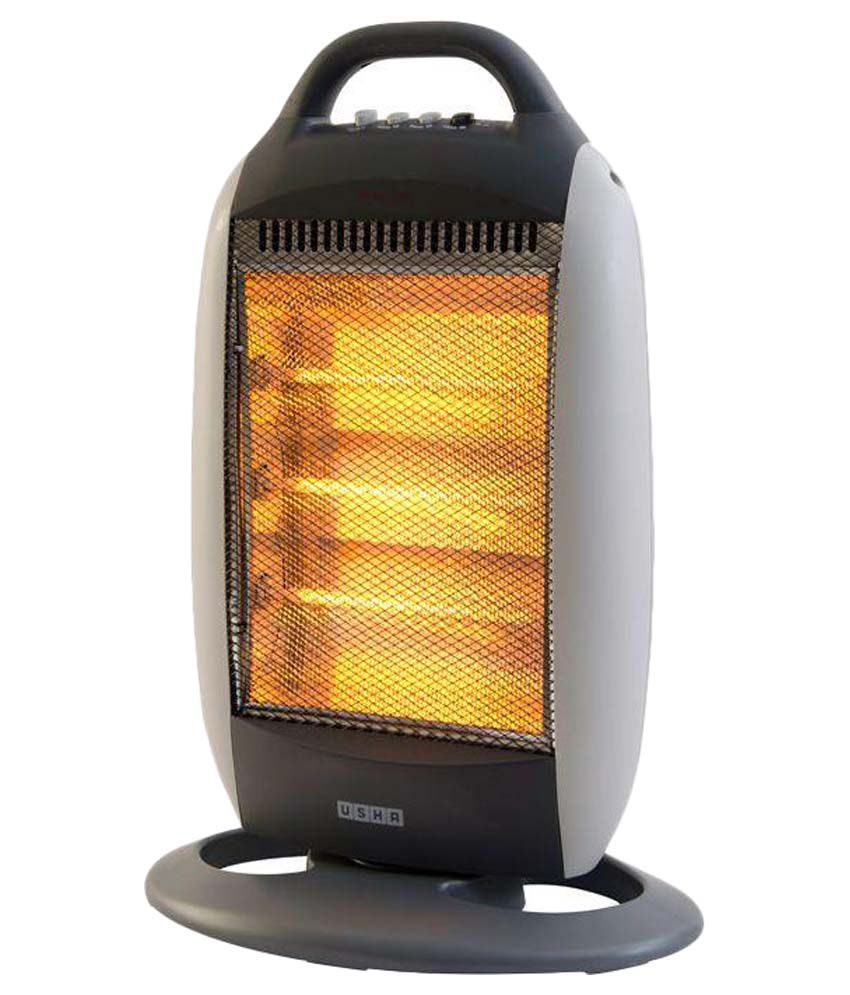Usha HH 3503H 1200W Halogen Room Heater