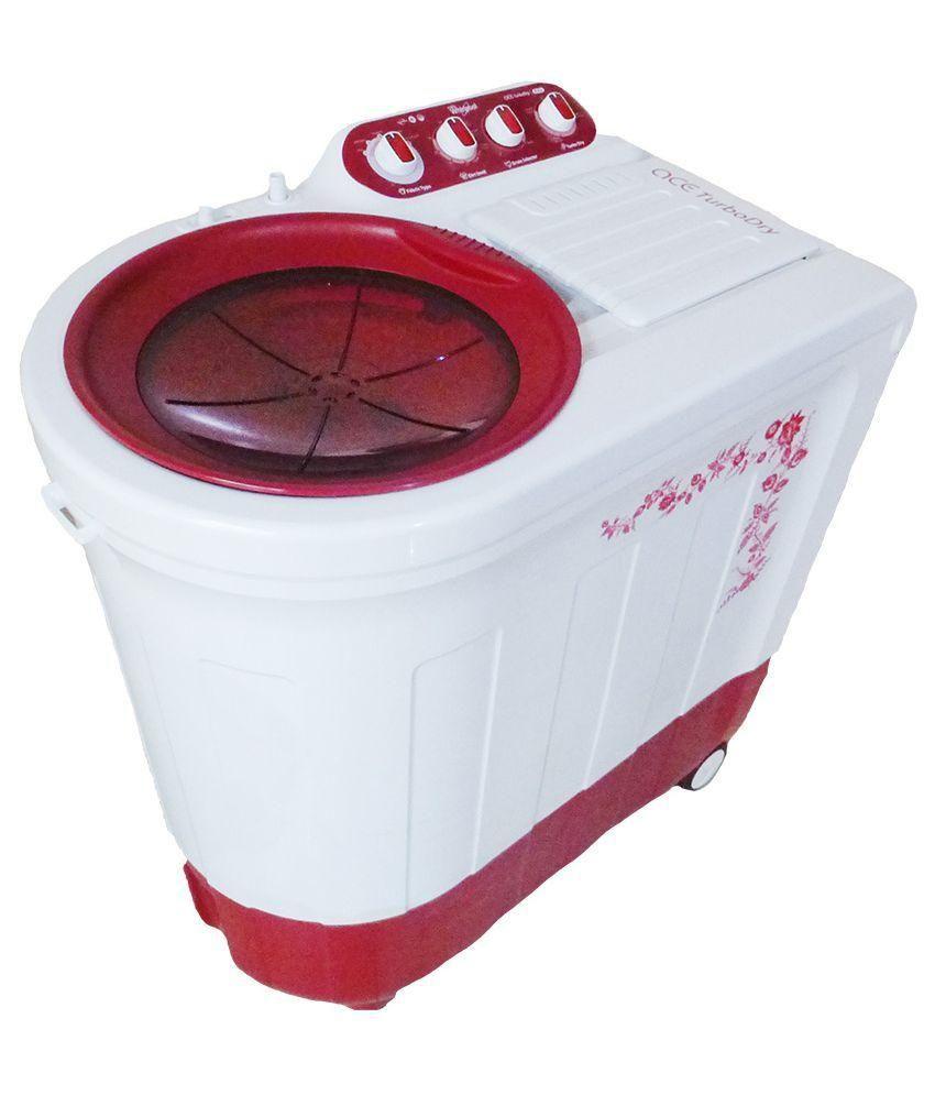 WHIRLPOOL 30095 8.5KG Semi Automatic Top Load Washing Machine