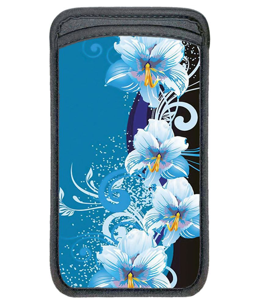 Zapcase Printed Pouch For Acer Liquid Z530
