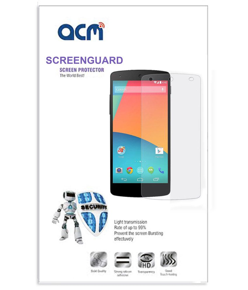 Acm Matte Screen Guard For Sony Xperia Ion