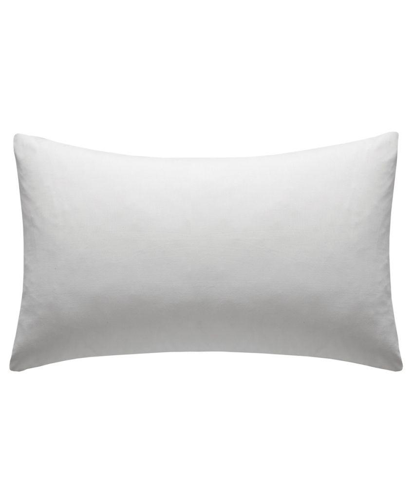 Jdx White Premium Reliance Fiber Pack Of 6 Pillow-41x69