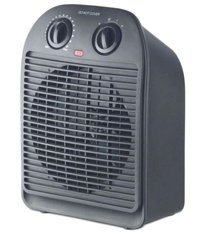 Bajaj 2000 W Rfx2 Room Heater Black