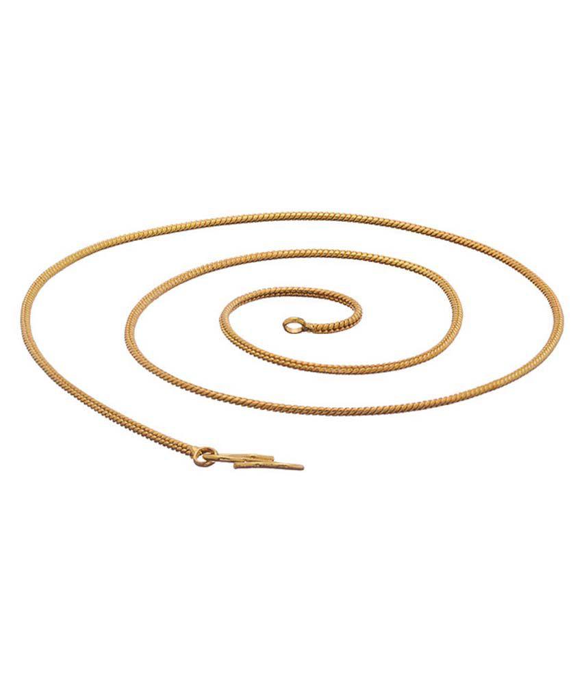 D&d Golden Alloy Chain