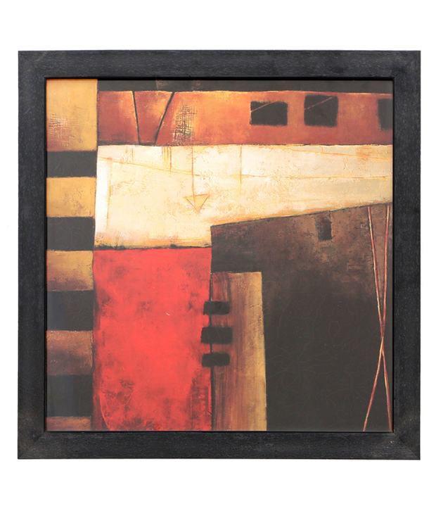 Elegant Arts And Frames Textured Destination Painting