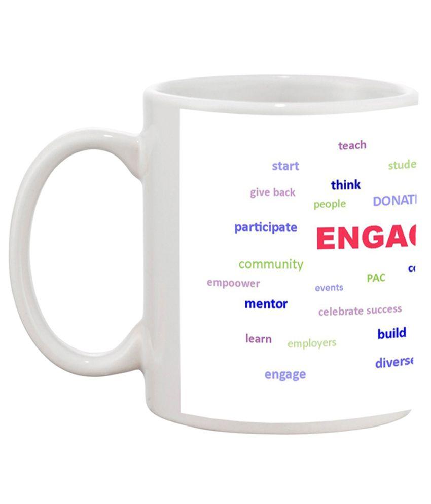 TIA Creation Engagement D-4 Gift Coffee Mug
