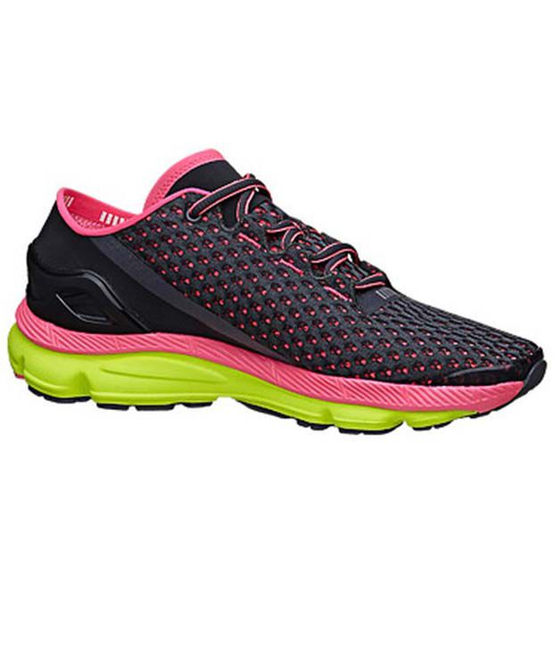 Under Armour Under Armour Pink Speedform Gemini Womens Shoes Normal Width (b)