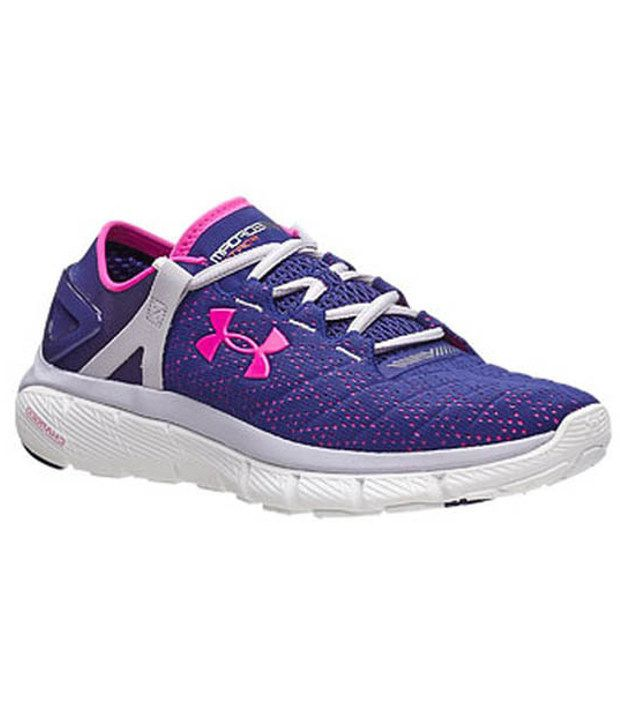 Under Armour Under Armour Purple And Pink Speedform Fortis Women's Shoes
