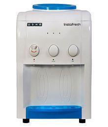 Usha 20 Lrs Mineral Water Bottle Hnctt11v9s Compressor Cooling And Heating Water Dispenser