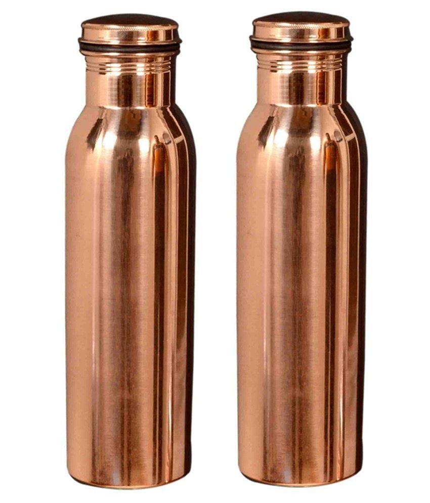 Copper Water Bottle 81