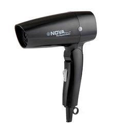 Nova NHP-8102 Travel Hair Dryer - Black
