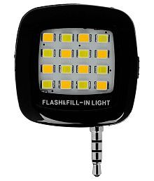 Dhhan Led Selfie Flash Light For Mobile And Tablet