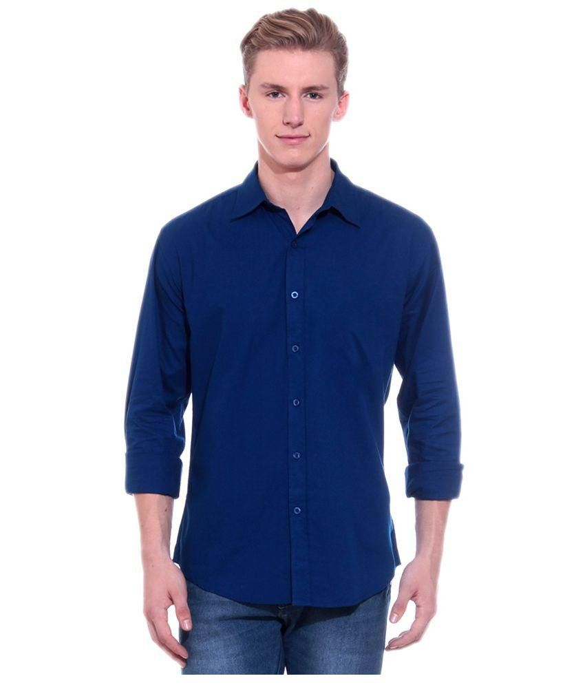 9h blue casual shirt buy 9h blue casual shirt at
