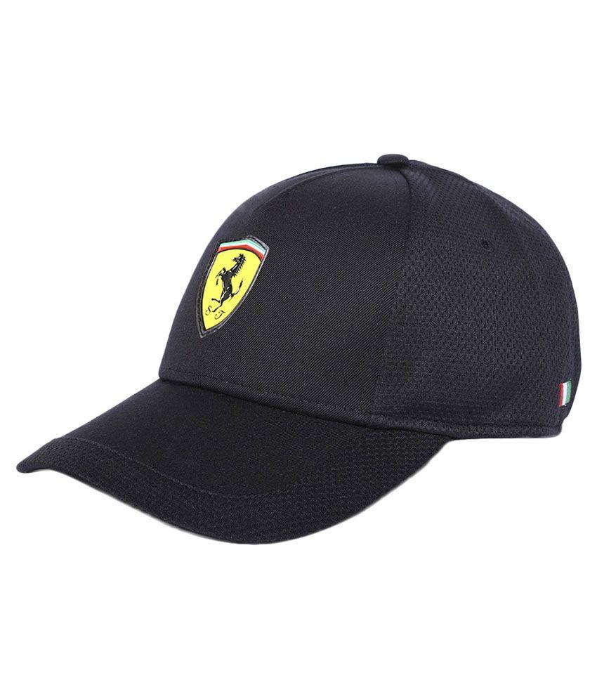 3031d474fe06e Puma Black Ferrari Cap Puma Black Ferrari Cap ...