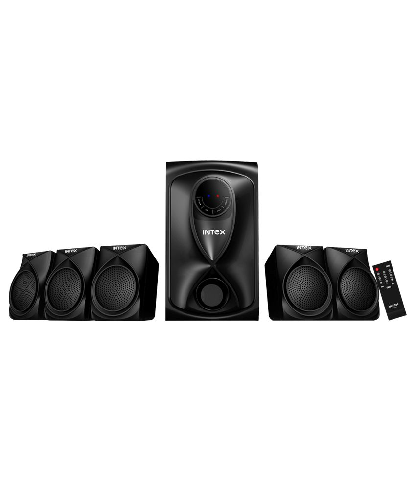 Intex 505U 5.1 Speaker System