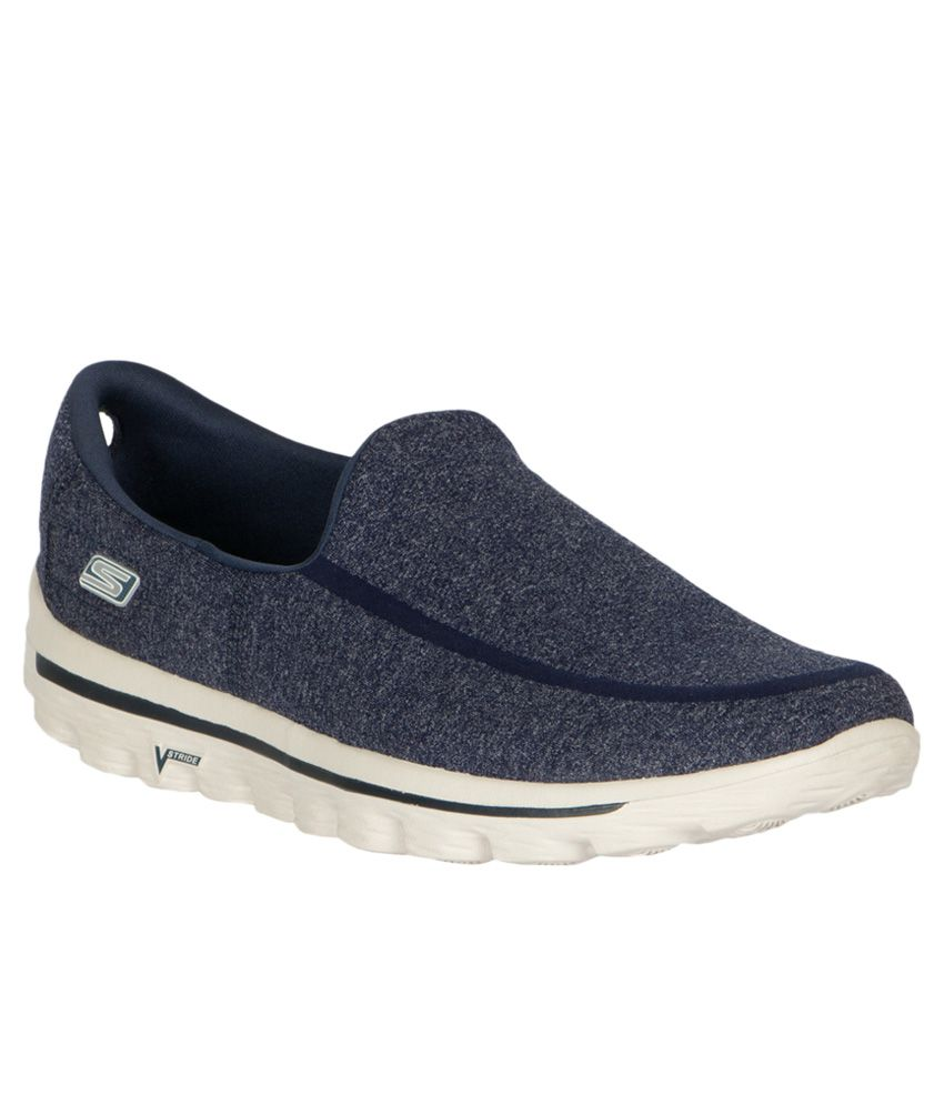 Skechers Go Walk 2 Super Sock Gray Sports Shoes ...