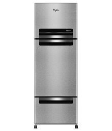 Whirlpool 300 Ltr 313D Protton Triple Door Refrigerator - Alpha Steel