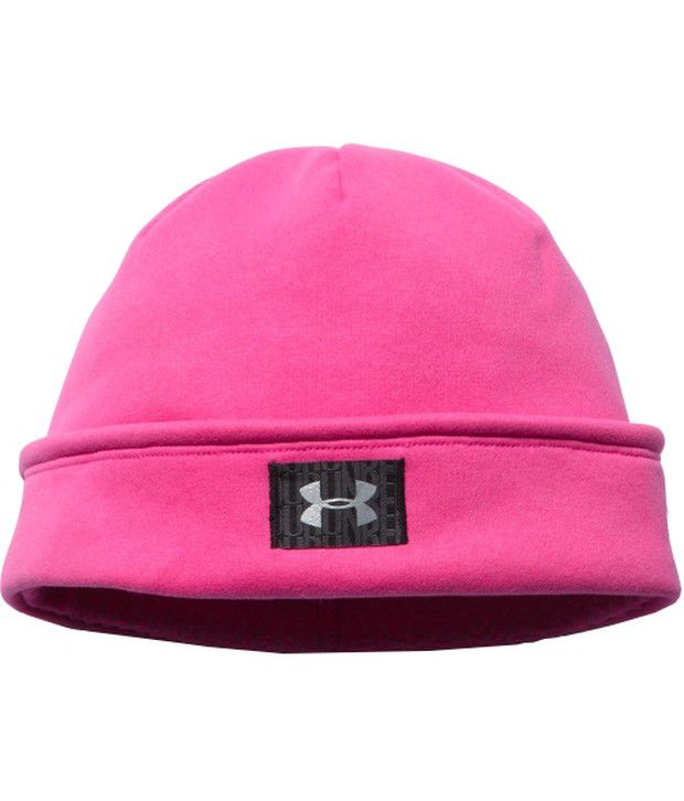 Under Armour Under Armour Women's Coldgear Infrared Fleece Beanie Europa Purple