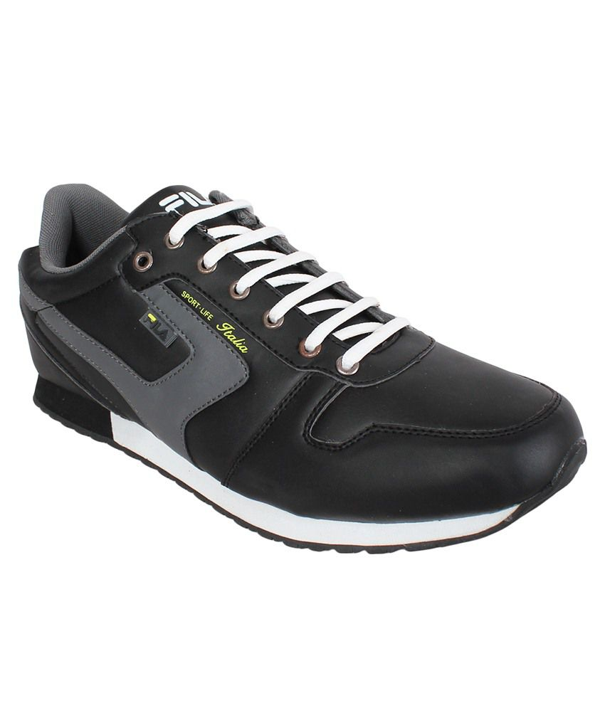 62f287a38 Fila Gray Sports Shoes - Buy Fila Gray Sports Shoes Online at Best Prices  in India on Snapdeal
