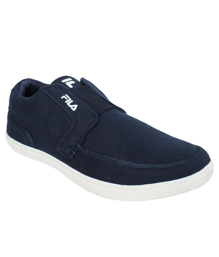 Fila Navy Lifestyle Shoes  available at snapdeal for Rs.920