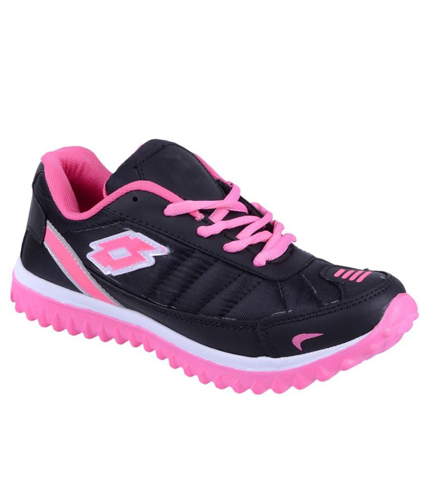 porcupine black pink sports shoes price in india buy
