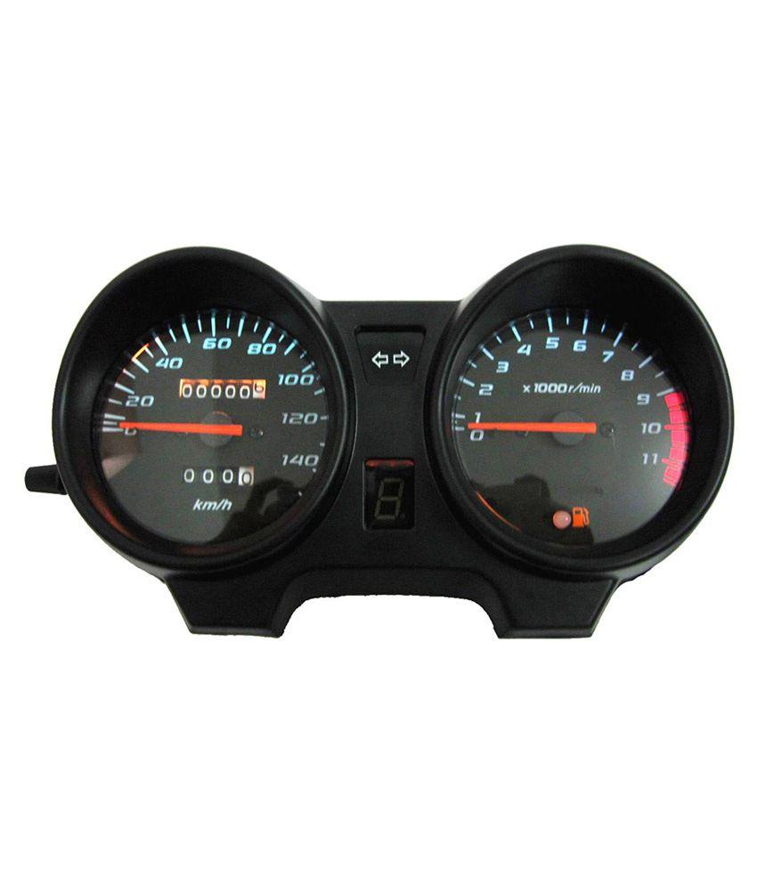 Oem Bike Analogue Speedometer Assembly For Bajaj Pulsar ...