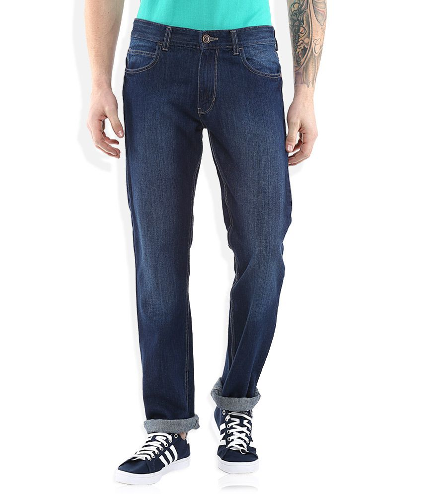 Newport Blue Slim Jeans